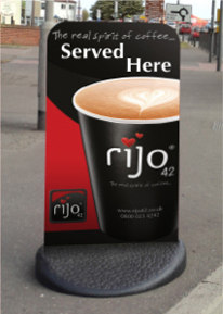 Point-of-sale kits for rijo42