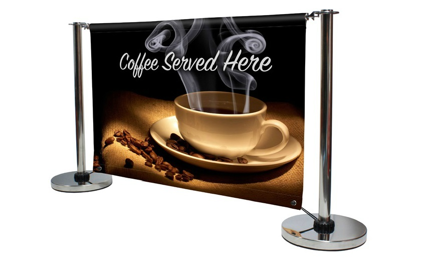 Introducing the New Adfresco LT Café Barrier