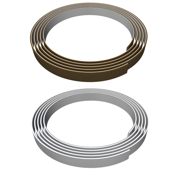 Magnetic and Steel Self Adhesive Tape