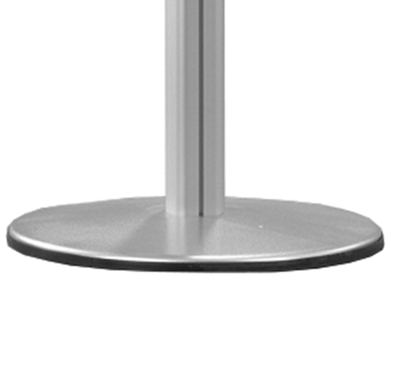 Modular Pole and Base