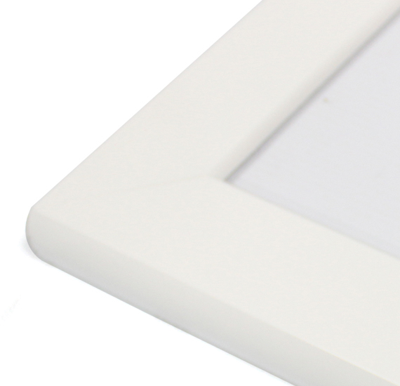 Slimlok Frame Signal White Finish