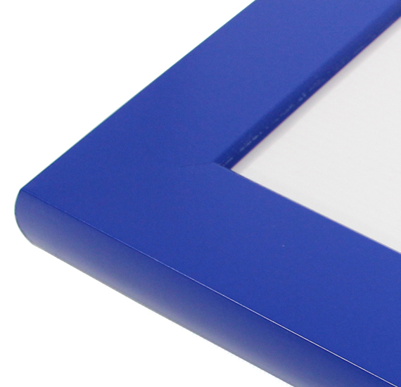 Slimlok Frame Ultramarine Blue Finish