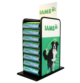 Full Iams Case Stacker