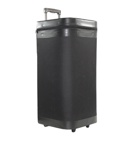 Curved Pop Up Semi Rigid Trolley Case