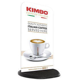 Ecoflex 2 Kimbo Coffee