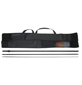 Pole and Carry Bag for Flying Banner