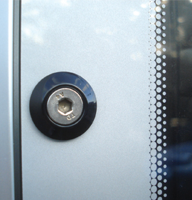 Security lock on Hi-Sight