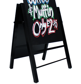 Premier Chalk A-Board Reversible Panels