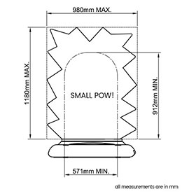 Diagram of Small POW! Diagram