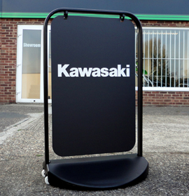 Swinger 3000 with Panel- Kawasaki