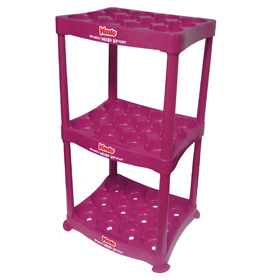 3 Tier Product Display Rack- Vimto