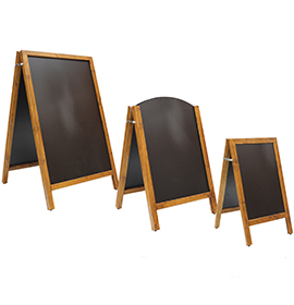 Chalk A-Boards by Woodworkz®